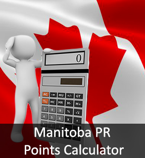 Manitoba PR Points Calculator