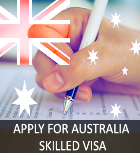 Apply for Australia Skilled Visa(Subclass189)