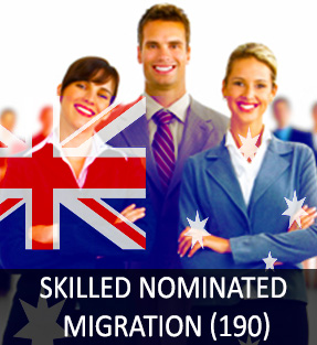 Apply for Skilled Nominated visa subclass 190