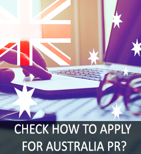 Check how to apply for Australia PR
